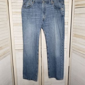 Levi's 559 Relaxed Straight Leg Mens Jeans 42x32